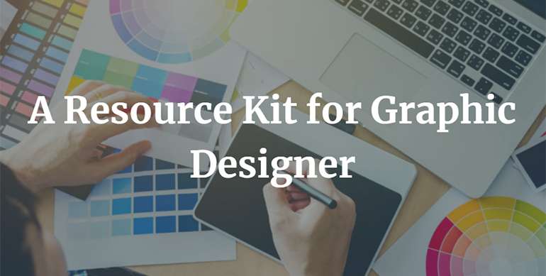 A Resource Kit for Graphic Designer