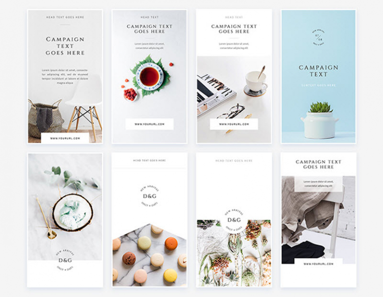40 Best Free Instagram Templates for Engaging Stories and Posts 11