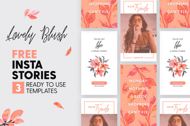 40 Best Free Instagram Templates for Engaging Stories and Posts 20