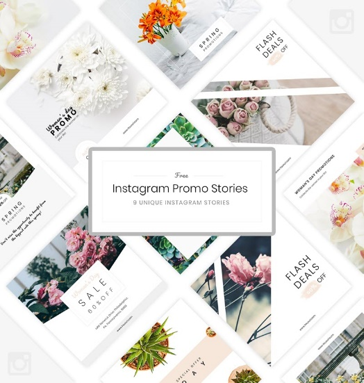 40 Best Free Instagram Templates for Engaging Stories and Posts 30