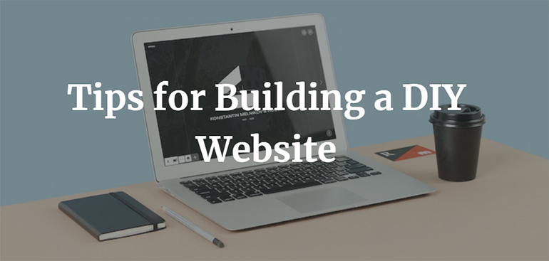 Tips for Building a DIY Website