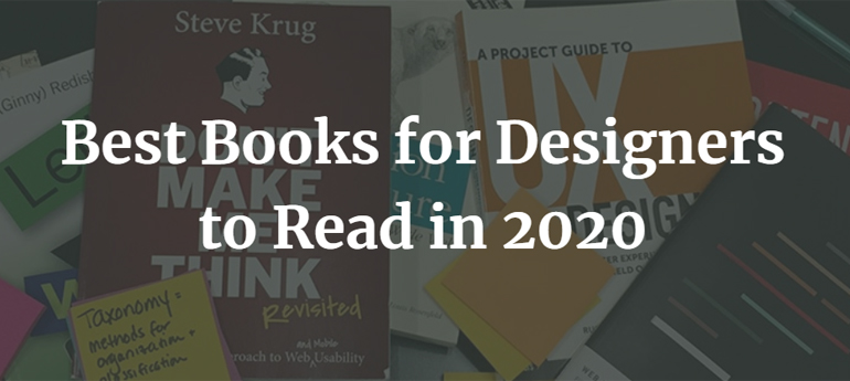 Best Books for Designers to Read in 2020