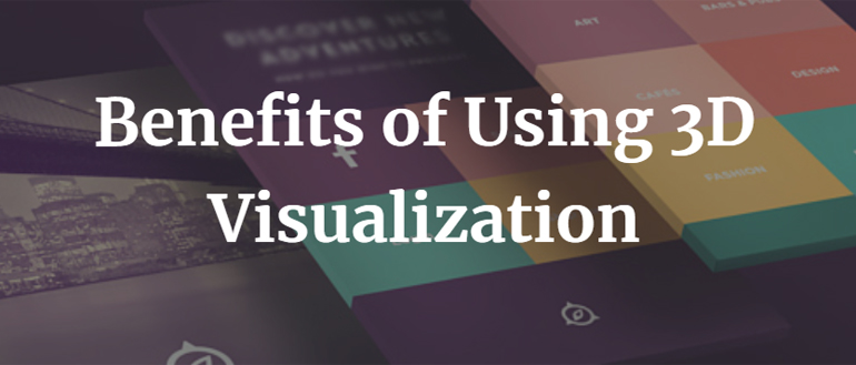 Benefits of Using 3D Visualization in Website Template