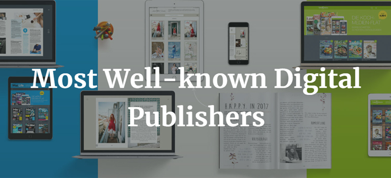 Most Well-known Digital Publishers for Natural Health and Home Care Solutions