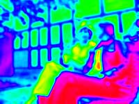 Thermal Image Effect