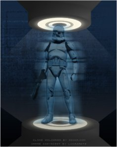 Communication Hologram