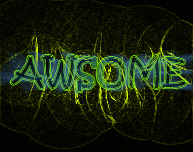 Awsome Text Effect