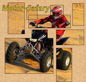 Motor Safary (Exclusive Tutorial)