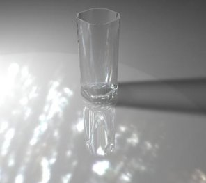 Modeling a Glass