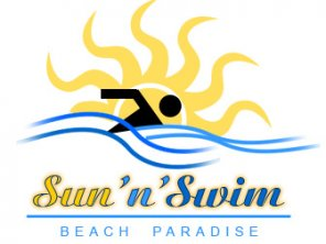 Sun and Swim Resort Logo