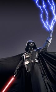Star Wars Force Lightning