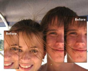 Photo correction skin doctoring and the clone tool