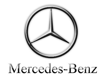 Creating the mercedes benz logo drawing techniques